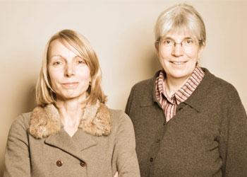 Dr. Rauh und  Dr. Schweickert (Onkologie)